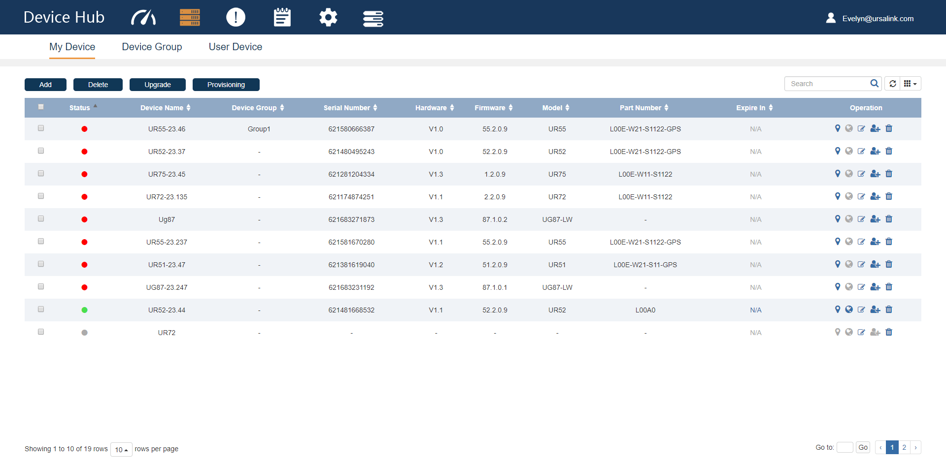 星纵-DeviceHub